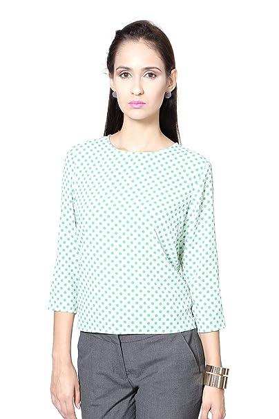 Allen Solly Women Regular Fit Shirt_AWTS315B01403_XS_White Shirts at amazon