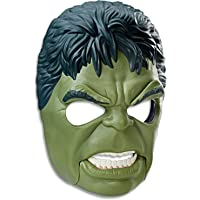 Marvel Toys Thor Ragnarok Hulk Out Mask with Adjustable Strap, Plus Moving Mouth and Eyebrows - Imagine Unleashing The…