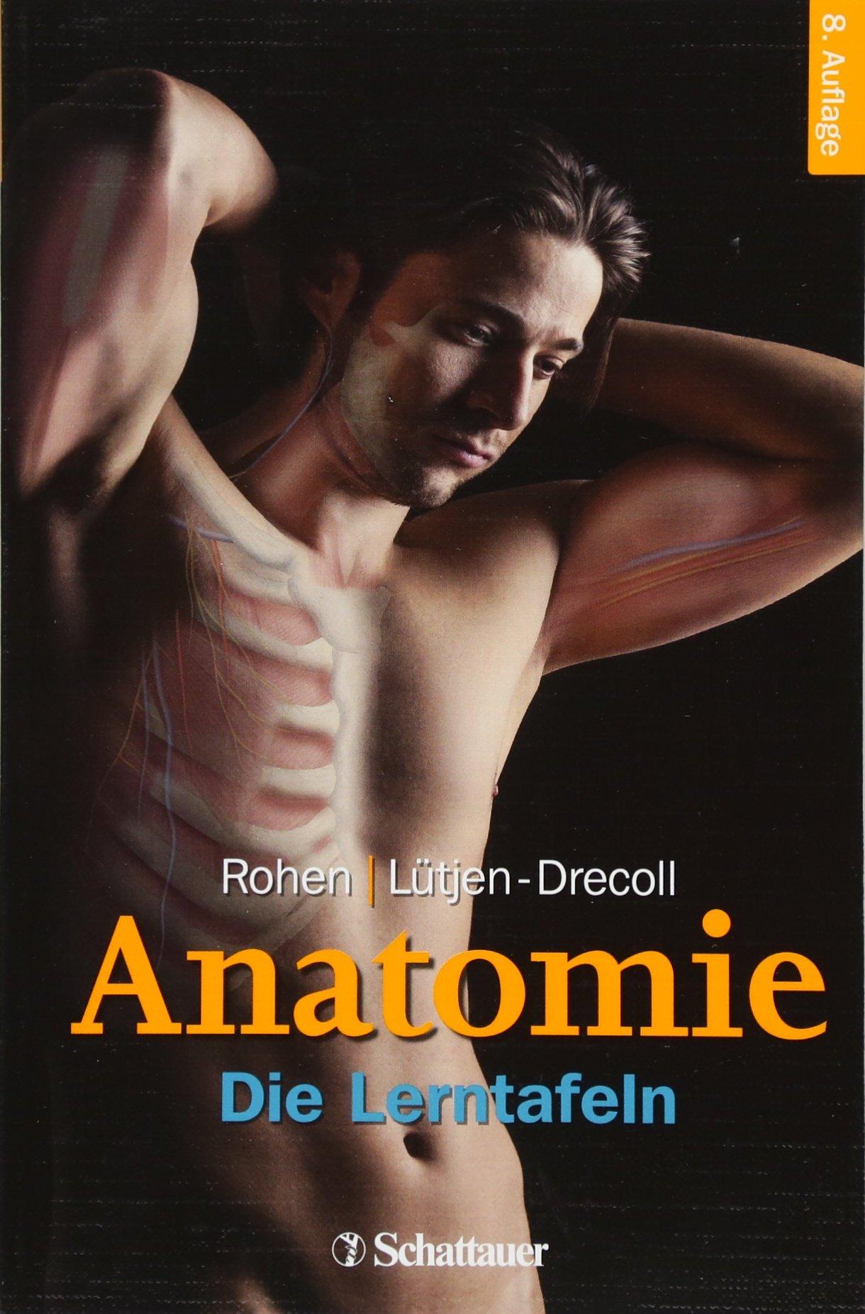 Anatomie: Die Lerntafeln
