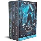 Viridian Gate Online - Illusionist: Books 1 - 3 (Nomad Soul, Dead Man's Tide, Inquisitor's Foil) (The Illusionist)