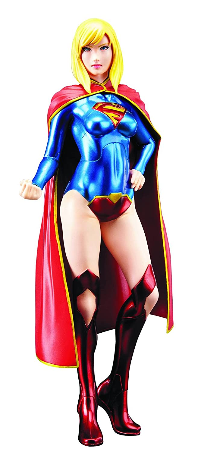 Kotobukiya KTOSV93 - DC Comics ARTFX+ Statue 1/10 Supergirl (The New 52), 20 cm