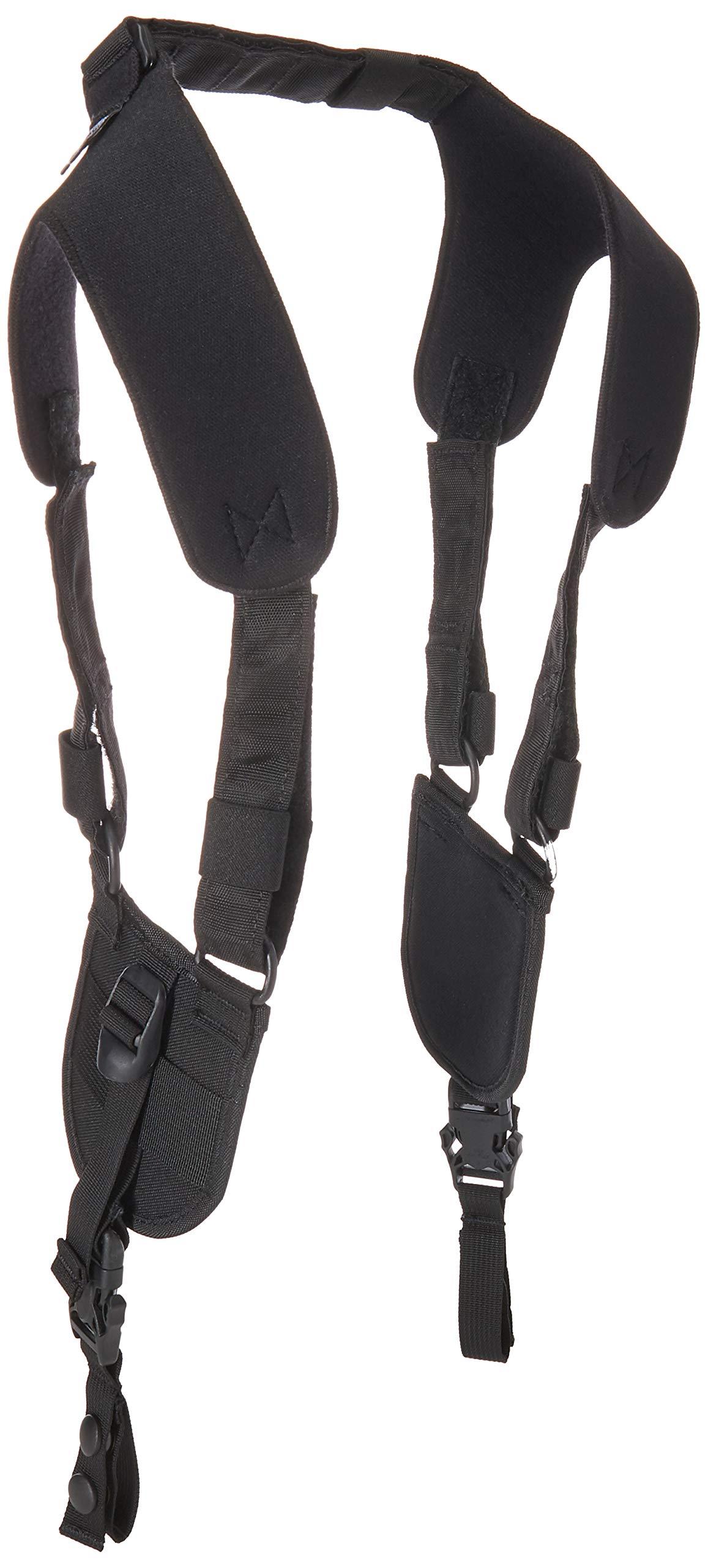BLACKHAWK! Ergonomic Black Duty Belt Harness - Small/Medium by BLACKHAWK!