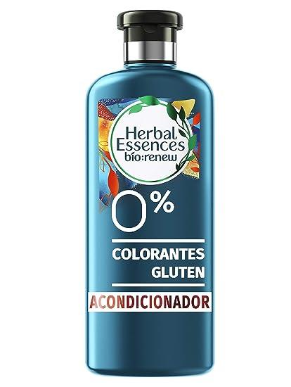 Herbal Essences Bío: Renew Acondicionador Repara Aceite Argán - 6 Recipientes de 400 ml -