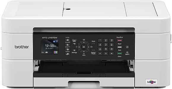 Brother MFC-J497DW - Equipo multifunción de Tinta con fax (A4, Wi ...