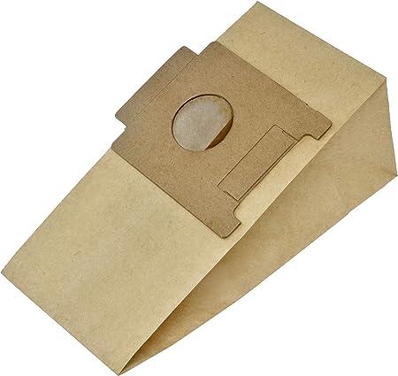 10 bolsas para aspiradora MOULINEX Effimax: DJ 1 DJ 3 DJ 4 DJ 5: Amazon.es: Hogar