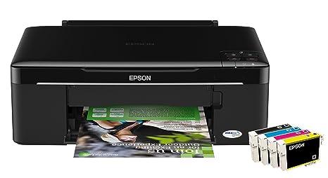 Epson C11CA82311 - Impresora multifunción de Tinta Color (28 ...