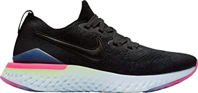 Amazon.com | Nike Epic React Flyknit 2 Women's Running