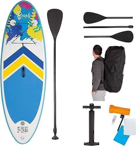 Amazon.com: John Bondi Aquatic 52500 - Tabla de surf de remo ...