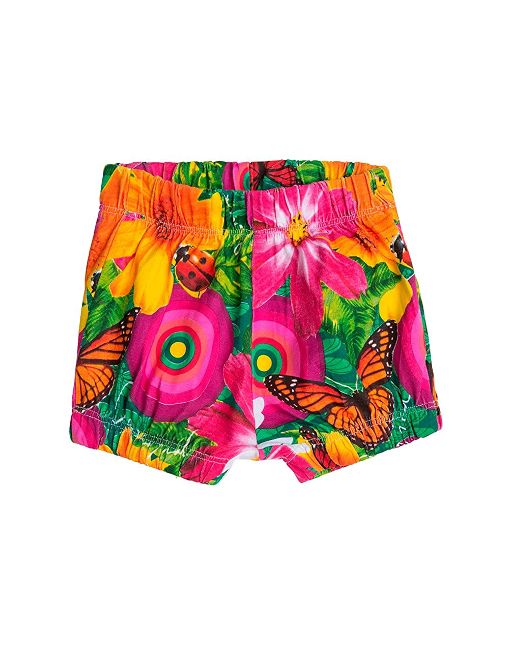 Desigual Baby Girls Sun Shorts 0-3 Months(Size:62) 61P38A4