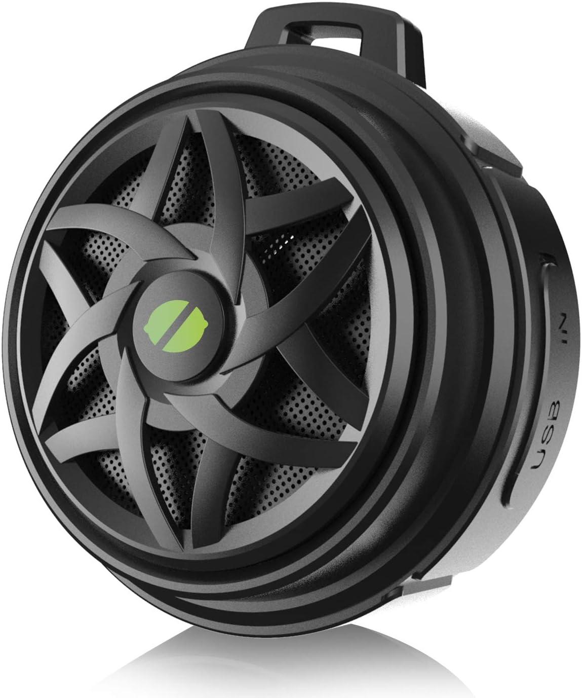 Best Portable: ZeroLemon Bluetooth Speaker