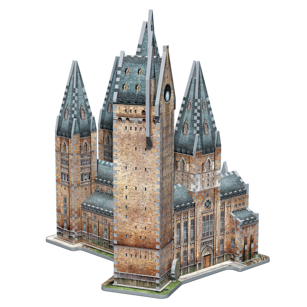Amazon Hogwarts Astronomy Tower 3D Jigsaw Puzzle 875 Pieces Toys Games