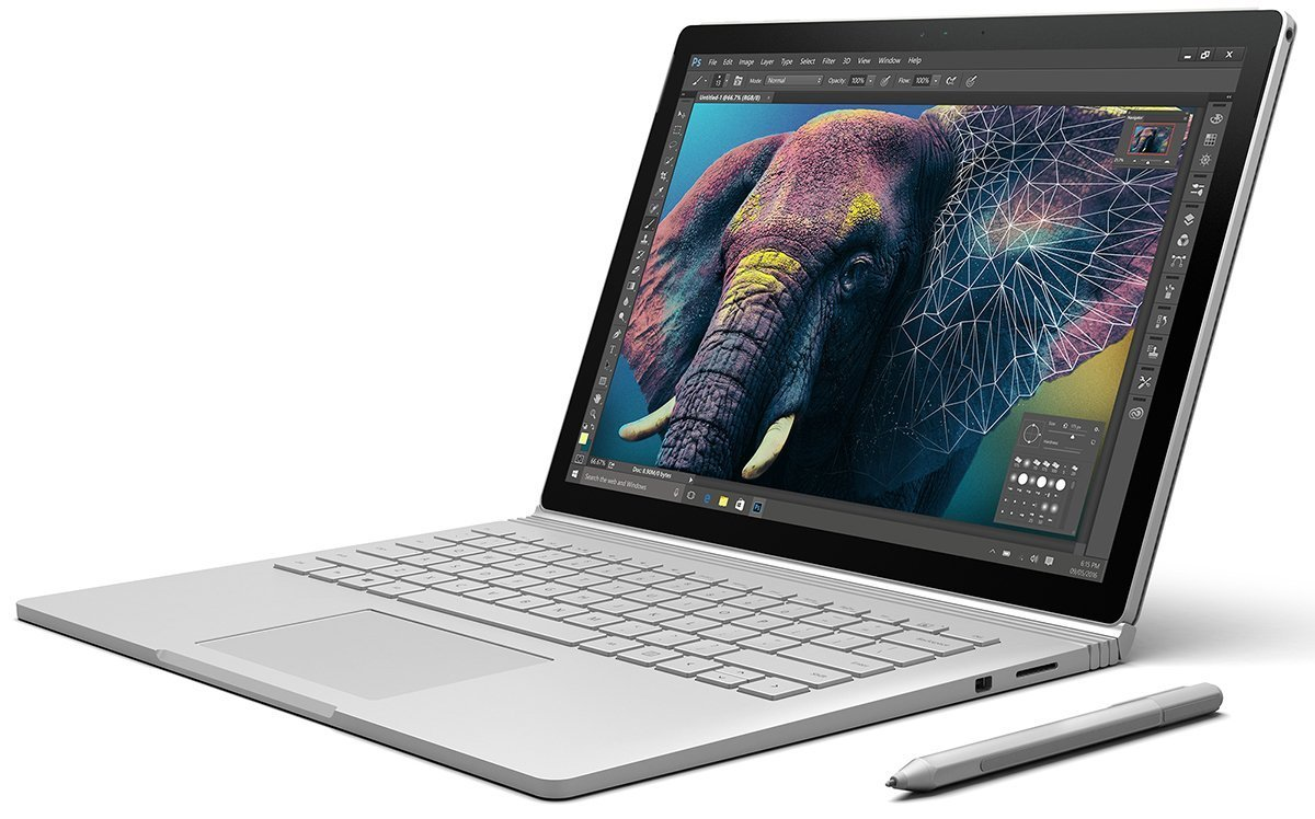 Laptop - Microsoft - Surface Book - Notebook
