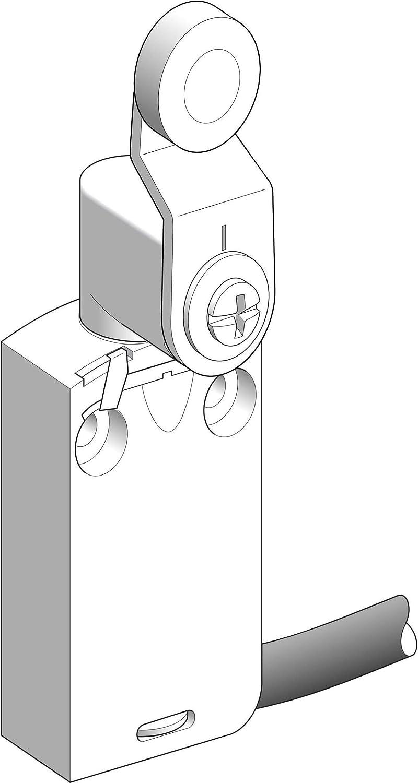 Bianco Schneider XCMD2516L1 Finecorsa con Cavo 1M 1 m
