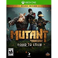 Mutant Year Zero: Road To Eden Deluxe Edition Xbox One - Standard Edition - Xbox One