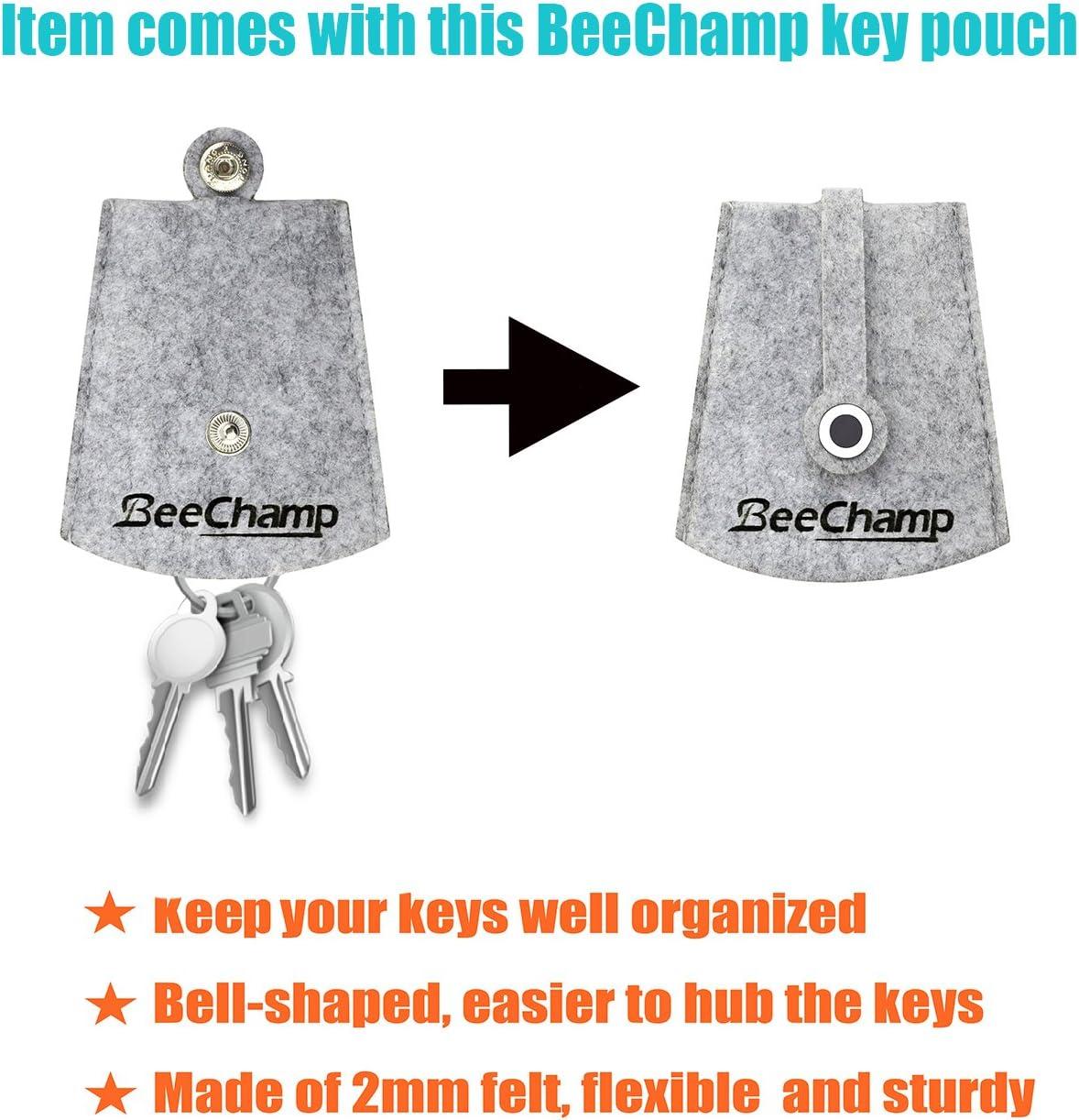 BeeChamp Heavy Duty Quick Rabid Shoulder Sling Belt Neck Strap Safety Tether for SLR DSLR Camera