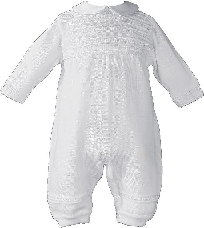 Baby shower gift Matinee coat Crochet baby clothing Christening coat Infant white jacket Baptism sweater Newborn white coat