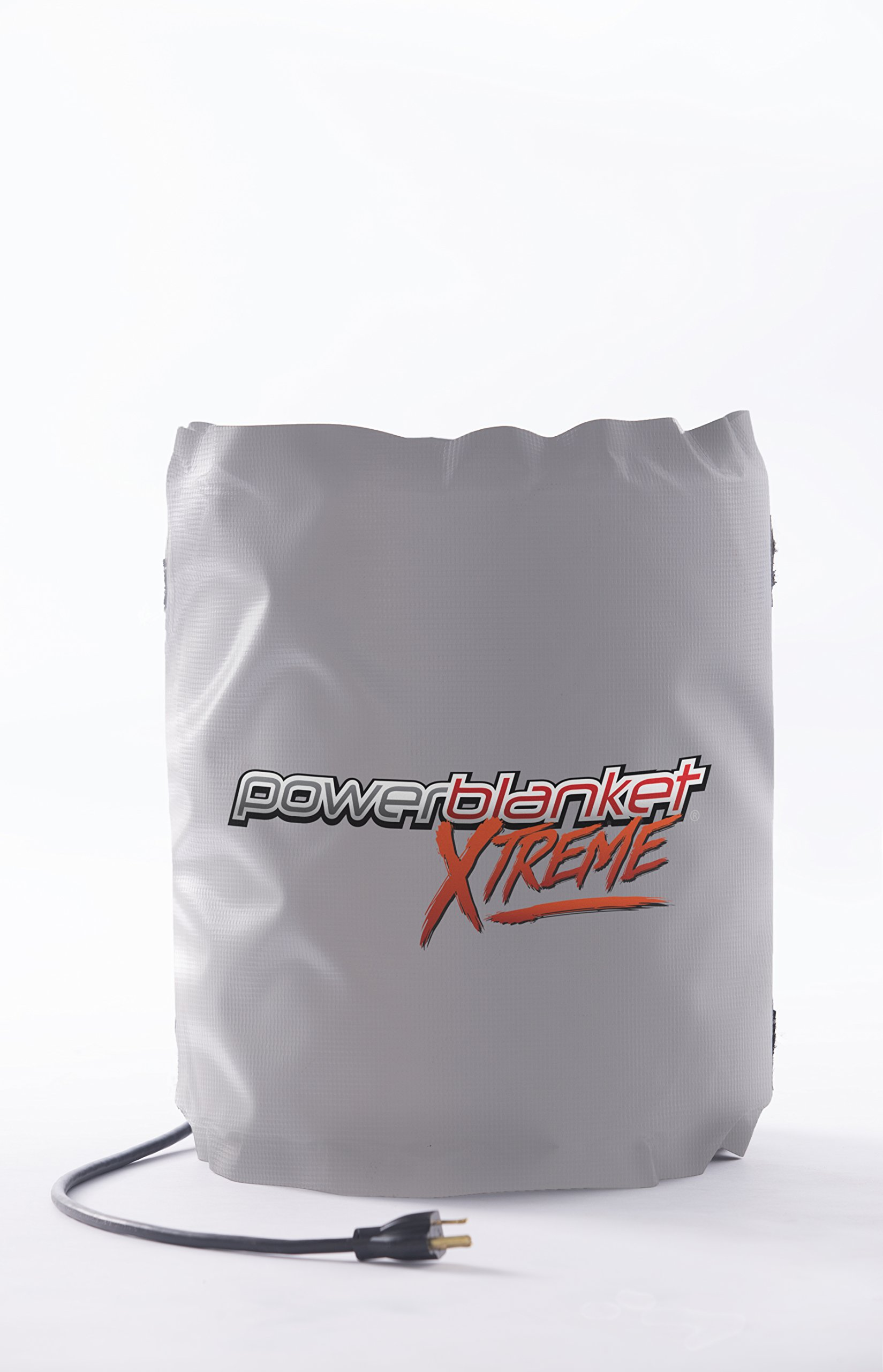 Powerblanket Xtreme BH05RRG 5-Gallon Insulated Pail Heating Blanket w/rugged alloy vinyl shell rated down to -40 °F