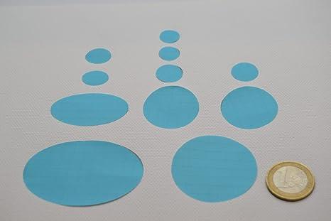 9d1b5205c99 Kit de réparation de doudoune - Couleur   Bleu clair  Amazon.fr ...