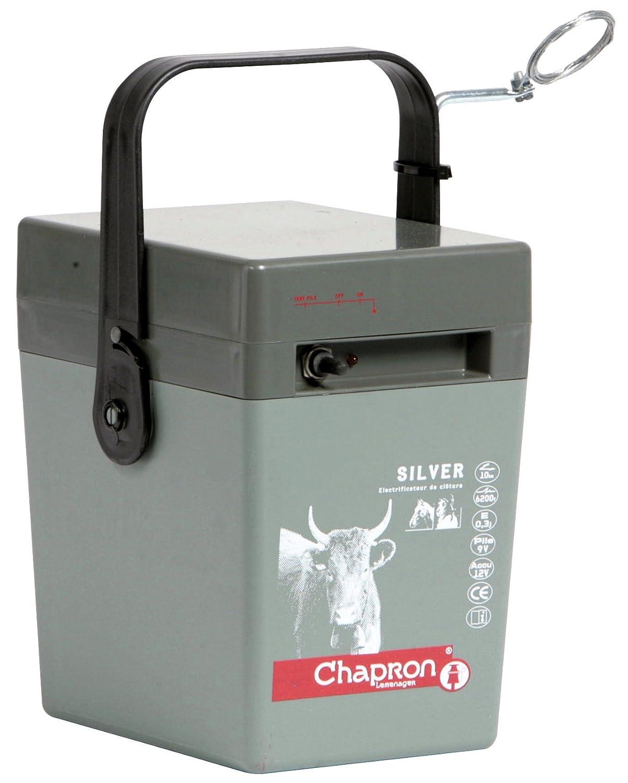 Electrificateur de cloture Silver 6000 volts Chapron Lemenager