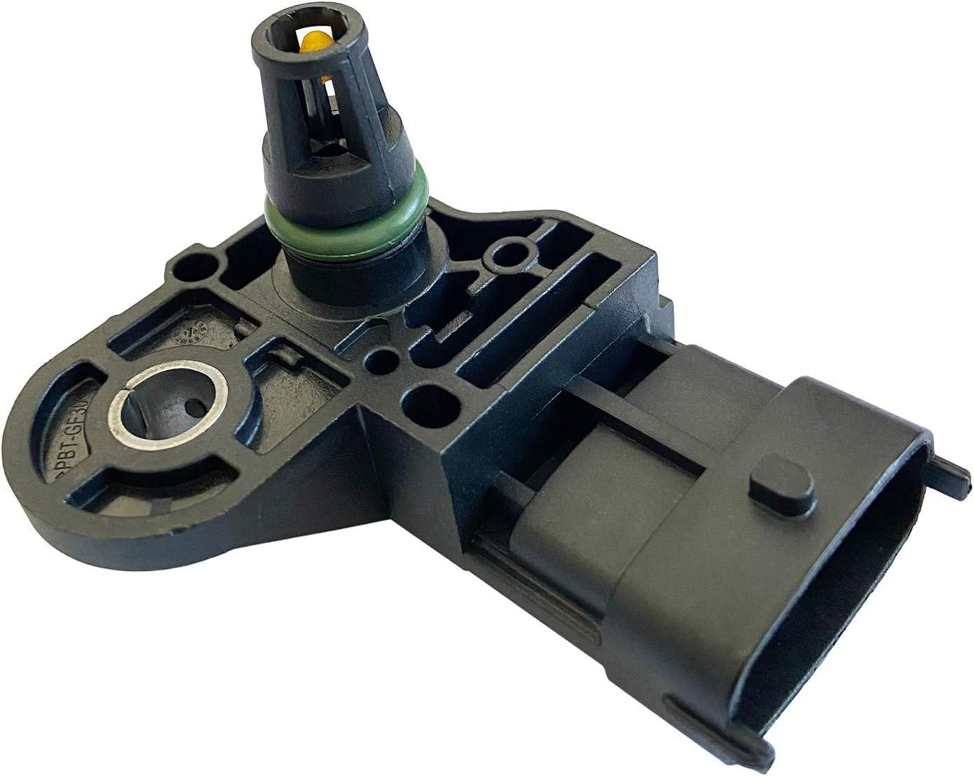 RZR XP TURBO XP 900 1000 Replace 2410422 2411528 2411082 TMAP Sensor Air Flow Sensor Compatible with Polaris RGR 500 570 800 900 XP 800 XP 900 1000 XP RZR 170 570 800 900 1000 RS1