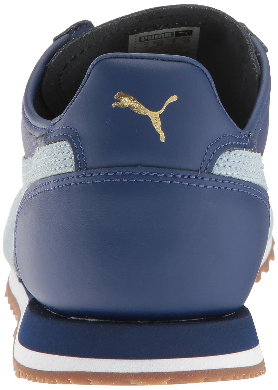 Zapatillas de moda Roma OG 80S para hombre, Twilight Blue-Blue Fog, 6 M US
