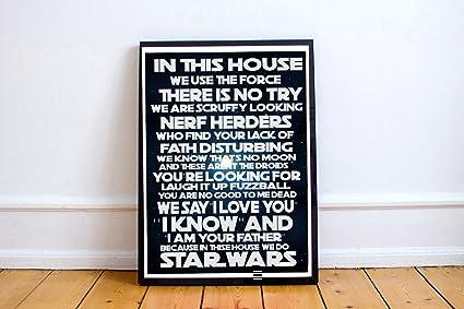 amazon com custom sci fi movie quotes inspired poster film poster