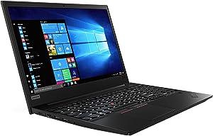 Lenovo ThinkPad E580 15.6 inch High Performance Business Laptop, Intel Core i5 7th Gen, 16GB DDR4, 512GB SSD, DVDRW, WiFi, Gigabit LAN, HDMI, USB C, Fingerprint Reader, Windows 10 Pro, Thin and Light