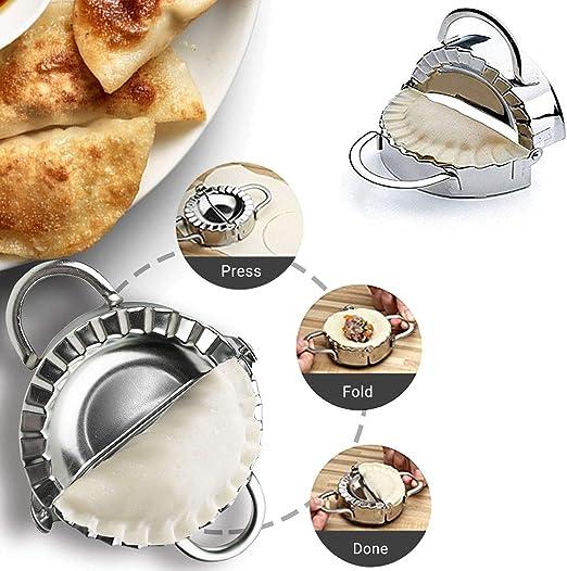 DIY Pastry Tool Cutter Pie Dough Dumpling Ravioli Wraper Maker Press Mould Fold