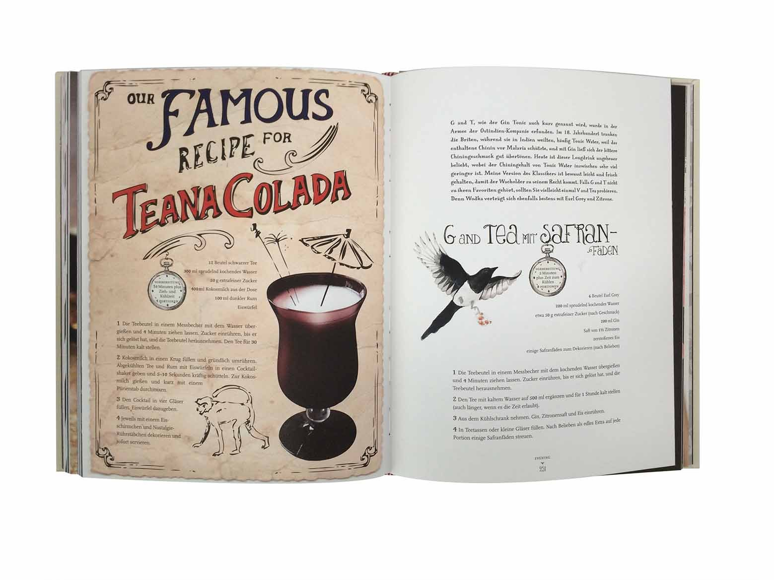 Vintage Tea Party: So gelingt die perfekte Tea Party: Amazon.de ...