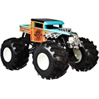 Hot Wheels GWL05 Monster Trucks 1:24 Scale Die-Cast Assortment
