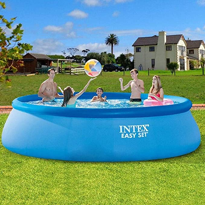 Piscina Inflable, Piscina Familiar Grande Piscina Inflable para ...