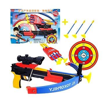 El Juguete Niños Flecha Aire Y Juegos Al Libre Seguridad Arco qzpUMSVG