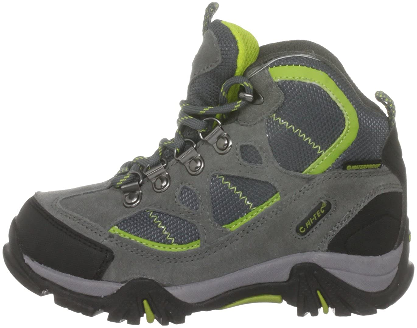 22a638cbbe2 Amazon.com | Hi Tec Boy's Renegade Waterproof Walking Boots | Shoes