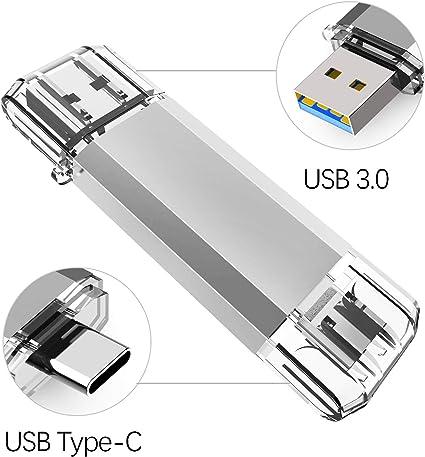 Usb Stick 64gb Otg Speicherstick 2 In 1 Usb Type C Computer Zubehör