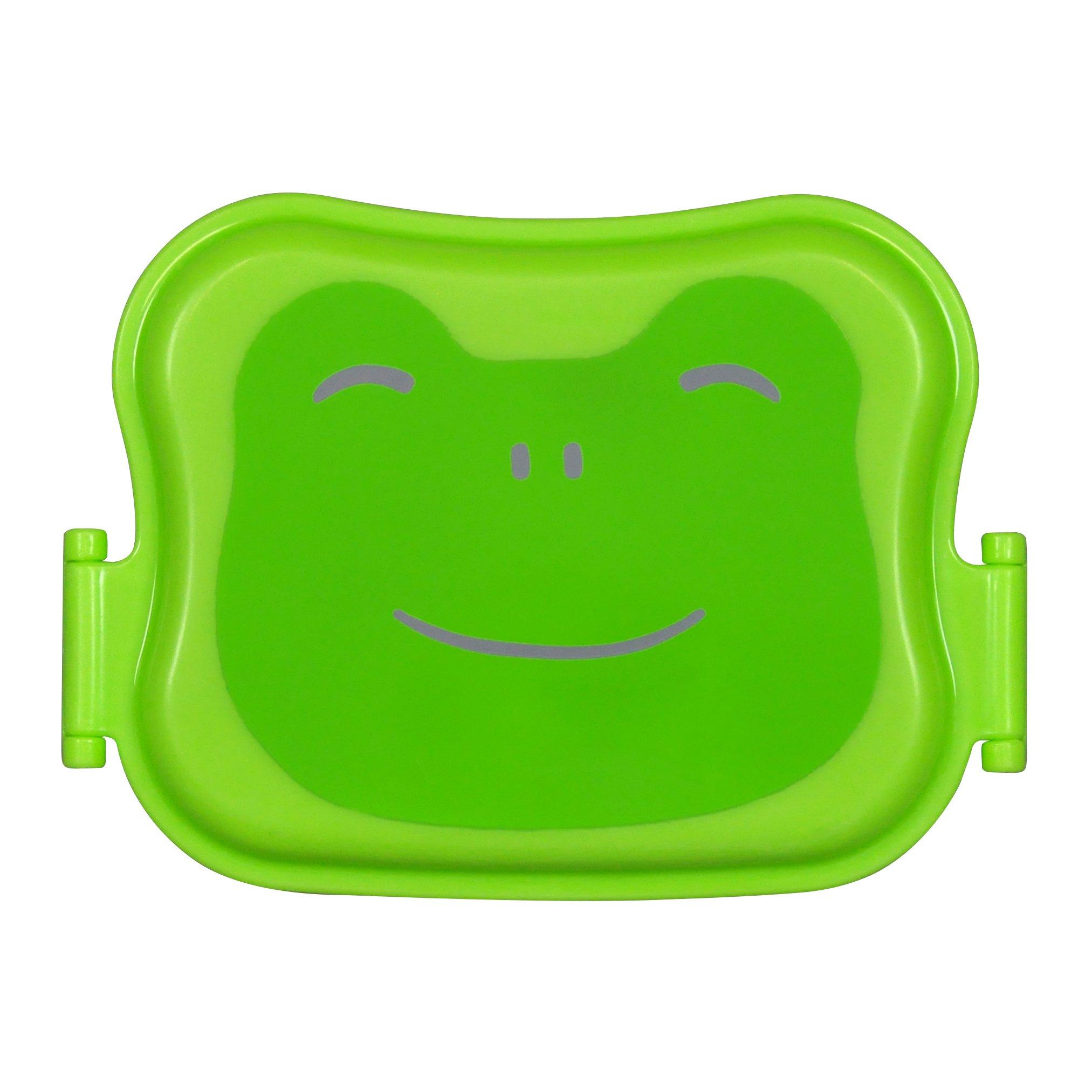 green sprouts Bento Box, Green Frog