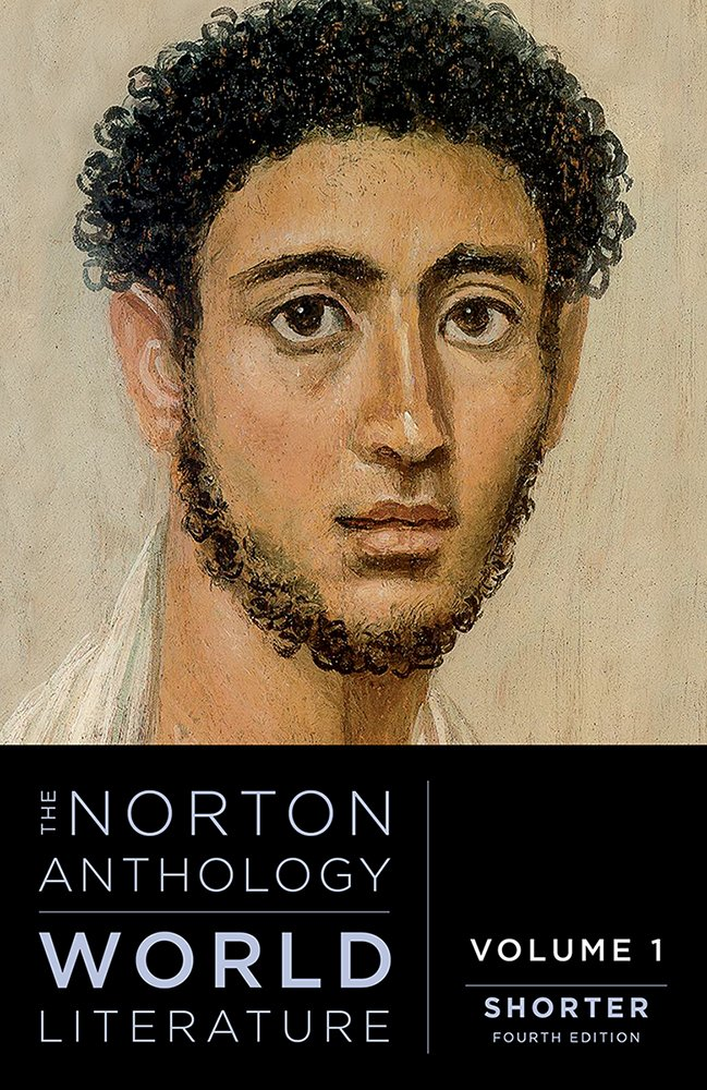 The Norton Anthology of World Literature (Shorter Fourth Edition)  (Vol. Volume 1) by W. W. Norton & Company