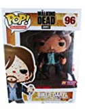 Funko - Figurine Walking Dead - Daryl Dixon Blood Version Px Exclu Pop 10cm - 0849803037062