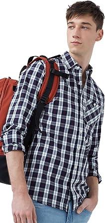 MANGO MAN - Camisa casual - para hombre azul marino XS ...