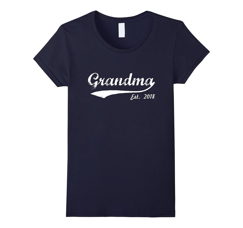 Nonna Est. Luce T-shirt 2018 Delle Donne VcXDz
