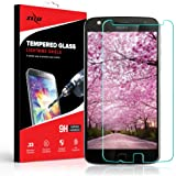 Moto Z2 Force Screen Protector, Zizo Tempered Glass Screen Protector [Anti-Scratch] 9H Hardness [0.33 MM Thickness] Clear Screen Guard - Moto Z2 Play