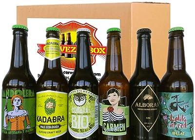 Pack desgustación cervezas ecológicas