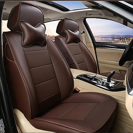 Fantastic Amazon Com Autodecorun Cowhide Leatherette Custom Fit Alphanode Cool Chair Designs And Ideas Alphanodeonline
