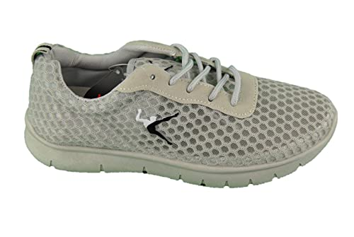 LEGEA BEE sneakers grigio scarpe uomo tela fondo gomma KmYRTIC
