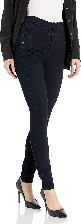J Brand Jeans Womens Natasha Sky High Rise Skinny
