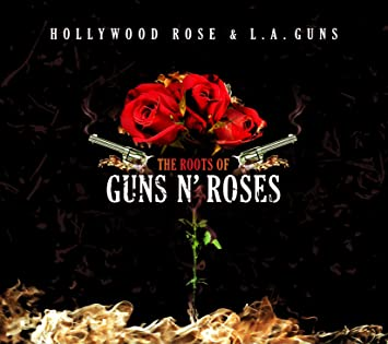 amazon the roots of guns n ro v a ハードロック 音楽