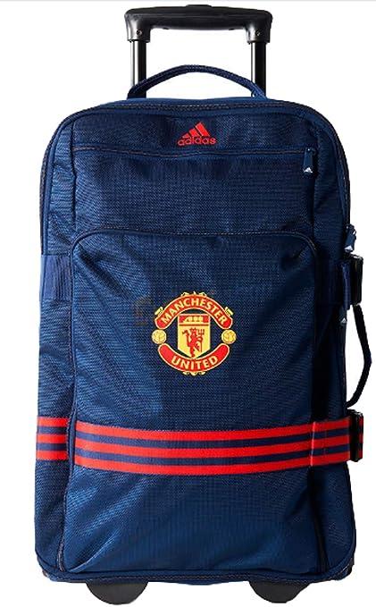 Roulettes United Manchester Fc A Sacs Adidas 1 Size Bleu Sac 80wknPO