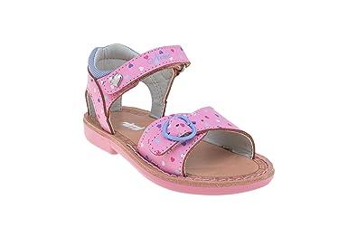 Amazon.com: Nimi para bebé y niño niñas sandalias de piel de ...