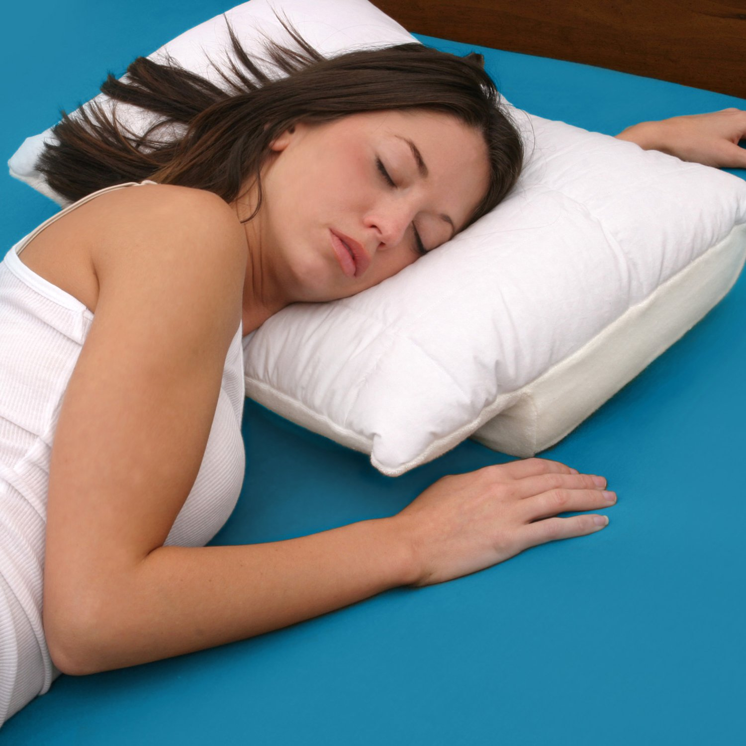 what is shredded side reviews pillow sleepers pain full the for best memory with shoulder bamboo foam