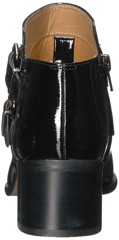 Franco Sarto Women's Raina Ankle Boot B0722PBZP4 8 B(M) US|Black