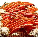 天然 本 ズワイガニ 足 3L-4Lサイズ ボイル ずわい蟹 約2.3~2.5kg